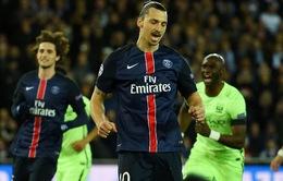 """Ibrahimovic chắc chắn sẽ """"nổ súng"""" trên sân của Man City"""