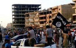 Quân đội Syria tấn công vào thành trì của IS