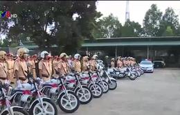 Đăk Lăk: Ra quân đợt cao điểm kiểm soát an toàn giao thông