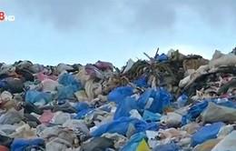 Lebanon báo động ô nhiễm không khí vì rác thải