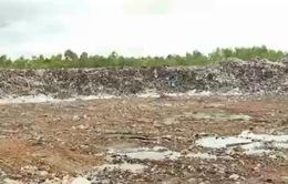 Quảng Bình: Người dân khốn khổ vì ô nhiễm bãi rác
