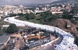 Khủng hoảng rác thải tại thành phố Beirut, Lebanon
