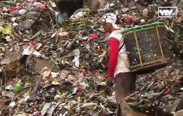 Hàng triệu tấn rác thải ra môi trường thế giới mỗi ngày