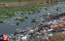 Chính quyền Bắc Giang vào cuộc xử lý bãi rác ô nhiễm