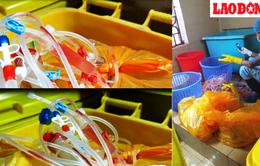 Bệnh viện Bạch Mai khẳng định không để lọt rác thải y tế ra môi trường