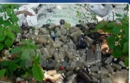 """Bộ Y tế yêu cầu Bắc Ninh xác minh """"Núi rác thải y tế giữa làng ung thư"""""""