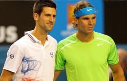 Djokovic & Nadal được người hâm mộ đặt kỳ vọng tại Roland Garros 2016