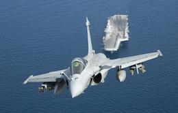 Ấn Độ chính thức mua máy bay tiêm kích của Pháp