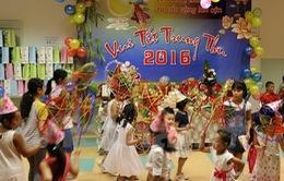 Đêm hội Trăng Rằm đến với mọi trẻ em Việt Nam tại Cộng hòa Séc