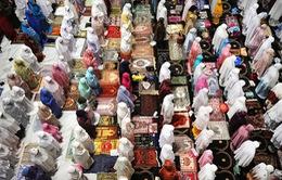 Bắt đầu tháng lễ Ramadan của người Hồi giáo