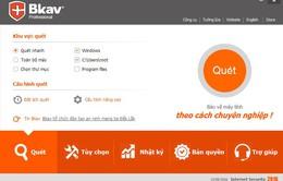 Bkav 2016 trang bị công nghệ chống lộ, lọt thông tin