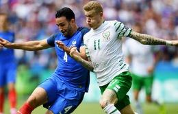 Pháp mất hai lá chắn thép ở tứ kết EURO 2016