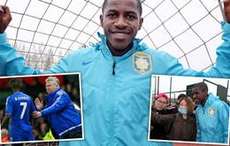 Ramires rời Chelsea vì Guus Hiddink