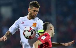 Real Madrid nhận tin dữ từ ĐT Tây Ban Nha
