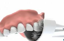 Glaresmile – Bàn chải làm sạch răng trong 10 giây