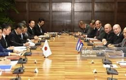 Cuba và Nhật Bản tăng cường quan hệ kinh tế