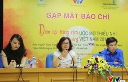VTV thực hiện cầu truyền hình dành tặng khán giả nhí nhân dịp Trung thu