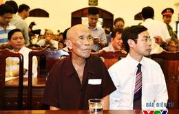 VIDEO: Lời xin lỗi công khai đối với ông Trần Văn Thêm