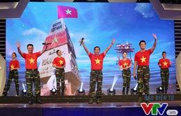 Dàn MC khoe giọng hát trong Gala sinh nhật 10 tuổi Chúng tôi là chiến sĩ