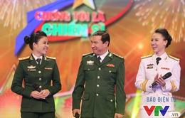 Gala Chúng tôi là chiến sĩ và những hình ảnh không có trên sóng truyền hình