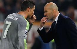 Trước Siêu kinh điển, Real Madrid bị coi là đội mạnh thứ ba