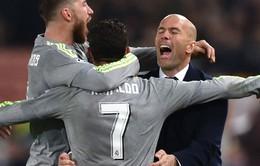 Champions League sẽ là cứu cánh cho Real Madrid mùa này