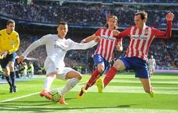 Atletico Madrid - Real Madrid: Khủng hoảng lực lượng, Zidane khó phá dớp Atletico? (2h45 ngày 20/11)