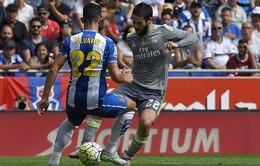 Real Madrid – Espanyol: Kiên trì bám đuổi (2h30, 1/2, K+PM)