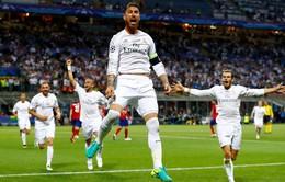 """Sao Juve lo ngay ngáy bị Sergio Ramos """"phá bĩnh"""" phút 90"""