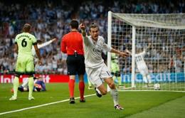 Real Madrid cân bằng kỷ lục của Arsenal ở Champions League