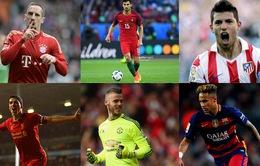 Những thương vụ Real Madrid bỏ lỡ sáu năm qua: Từ Ribery tới Gomes