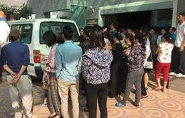 Vụ nổ trạm biến áp quận Hà Đông: Nạn nhân nhiều tuổi nhất đã tử vong