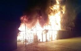 Điểm tin quốc tế trưa 18/10: Cháy lớn ở bệnh viện tại Ấn Độ