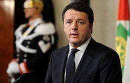 Báo giới châu Âu sốc khi Thủ tướng Italia Matteo Renzi tuyên bố từ chức