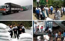 Xuất cấp bổ sung hơn 100 tấn gạo hỗ trợ học sinh