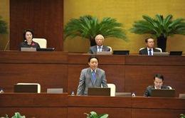 """Bộ trưởng Trần Hồng Hà tiếp tục khẳng định """"biển miền Trung an toàn"""""""