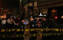 Thổ Nhĩ Kỳ siết chặt an ninh xung quanh Đại sứ quán Nga tại Ankara