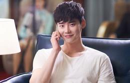 Lee Jong Suk hóa đại gia trong phim mới