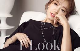 Park Shin Hye tỏa sáng cùng trang sức