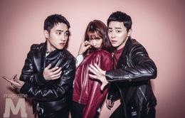 """Park Shin Hye """"quậy"""" tưng bừng bên ông hoàng phim hài lãng mạn Jo Jung Suk"""