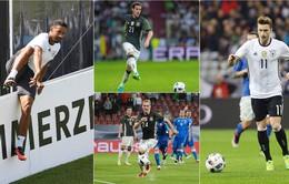 ĐT Đức công bố đội hình: Marco Reus mất Euro vì chấn thương