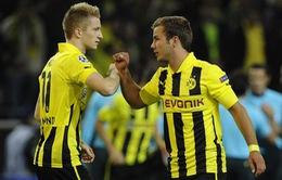Dortmund báo tin xấu về bệnh tình của Gotze