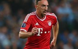 Vẫn còn ấm ức, Franck Ribery bóng gió chỉ trích Pep Guardiola