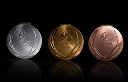 Tìm hiểu về những chiếc huy chương Olympic Rio 2016