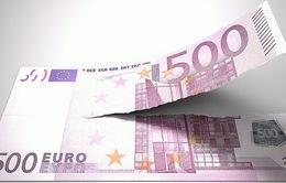 Đồng 500 Euro chính thức bị khai tử