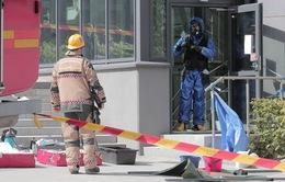 Rò rỉ hóa chất ở Thụy Điển, 500 người phải sơ tán