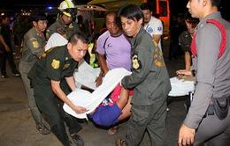 Rò rỉ khí gas tại ngân hàng ở Bangkok, 8 người thiệt mạng