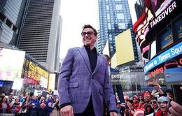 Iron Man - Vai diễn để đời của Robert Downey Jr.