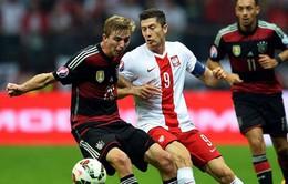 EURO 2016, Đức – Ba Lan: Thách thức thực sự! (2h00 ngày 17/6 trực tiếp trên VTV3 & VTV3HD)