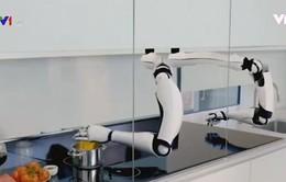 Khám phá hệ thống robot nấu ăn phục vụ gia đình